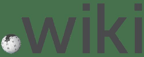 dominio .wiki