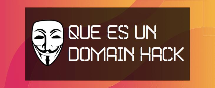 Domain Hack Dominio Truco